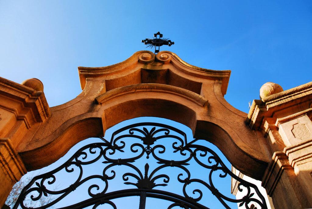karczówka brama
